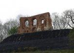 Ruiny kościoła w Trzęsaczu