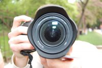 Obiektyw aparatu